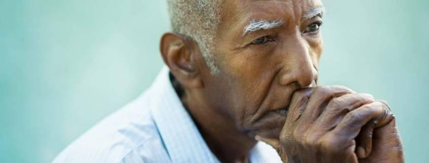 Calvizie anziani