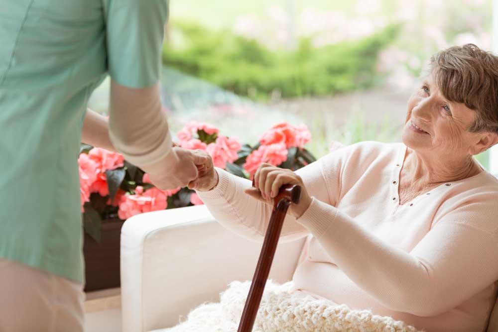 Badanti malati Parkinson