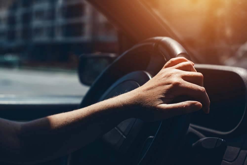 Badanti con patente di guida