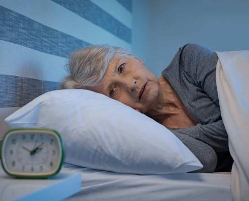 anziani postura notturna