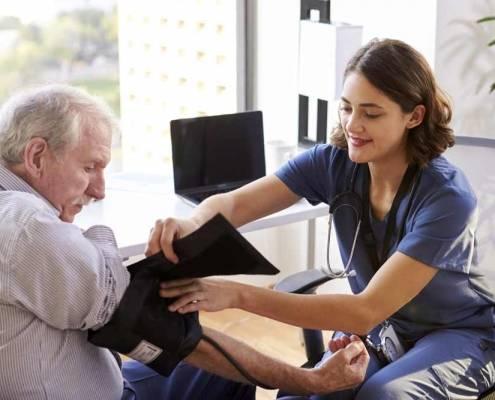 Conoscenza infermieristica badante