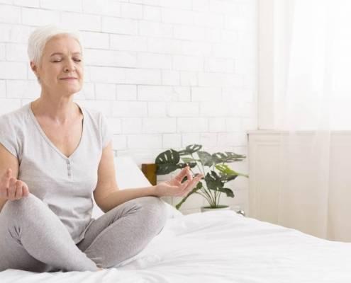 Assistenza Anziani mantenere calma
