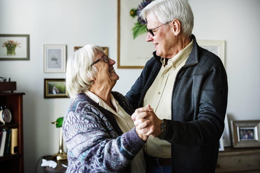 Genitori anziani e badanti