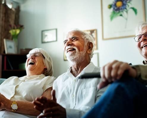 anziani e teledipendenza