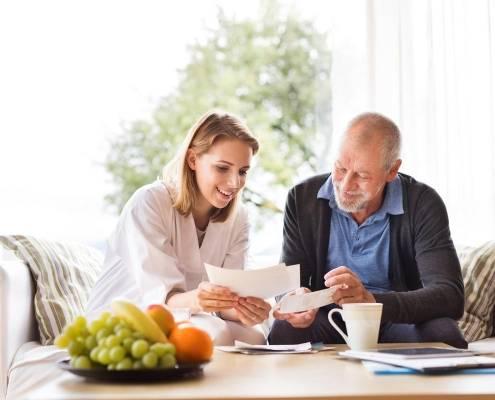 anziani innamorati delle badanti