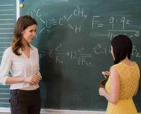 Badante e insegnante: una relazione possibile