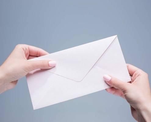 Badante lettera referenze