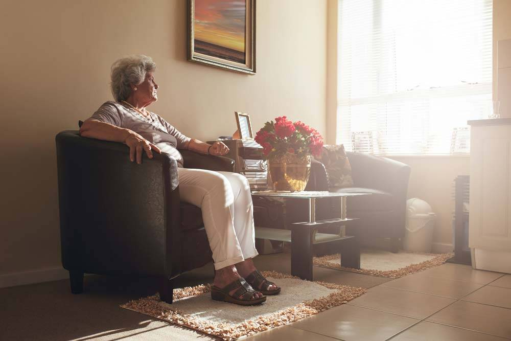 Anziani mai piu soli badanti
