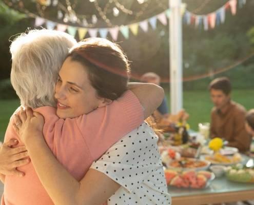 Anzianii Affetto Dialogo