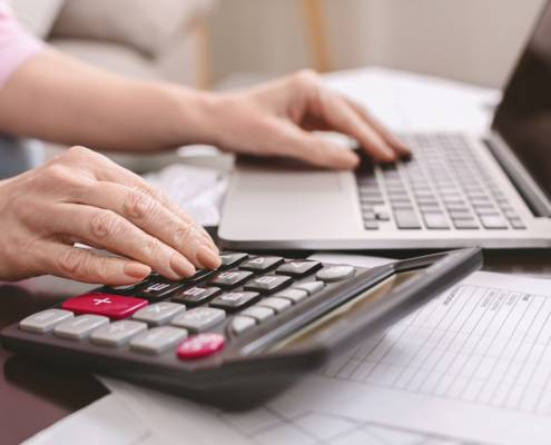 Badante meno tasse deduzioni