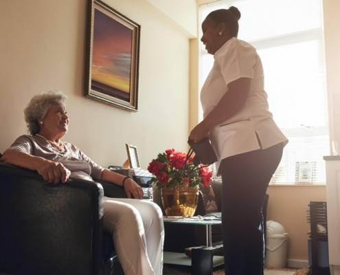 badanti casa anziani domicilio