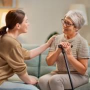 anziani badanti conviventi domicilio