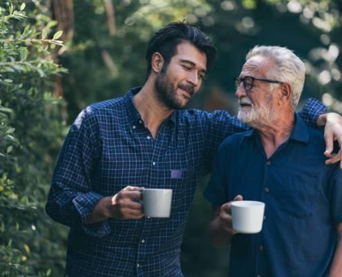 caregiver badante genitori assistente familiare