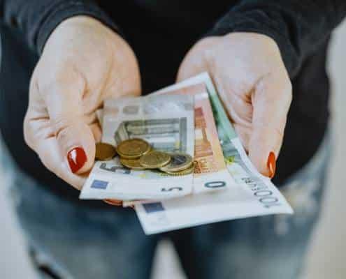 badante anzianità pensione soldi