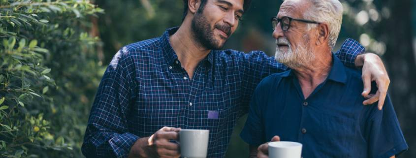 importanza dialogo genitori anziani figli